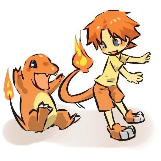 pokemon sprites and images Charmander