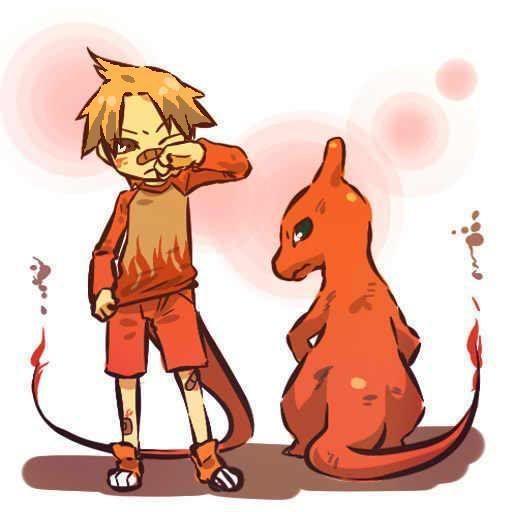 pokemon sprites and images Charmeleon