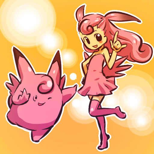 pokemon sprites and images Clefable