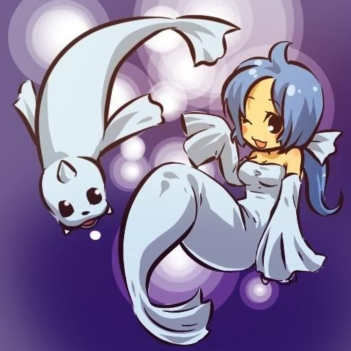 pokemon sprites and images Dewgong