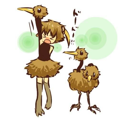 pokemon sprites and images Doduo