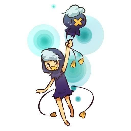 pokemon sprites and images Drifloon