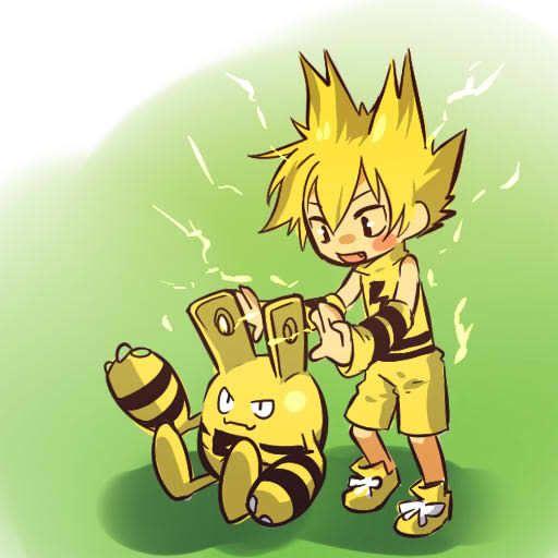 pokemon sprites and images Elekid