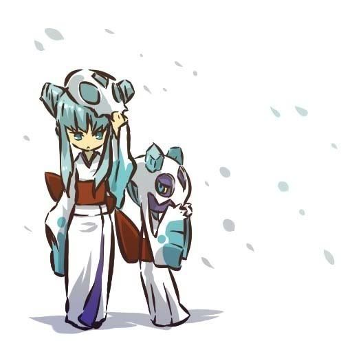 pokemon sprites and images Froslass