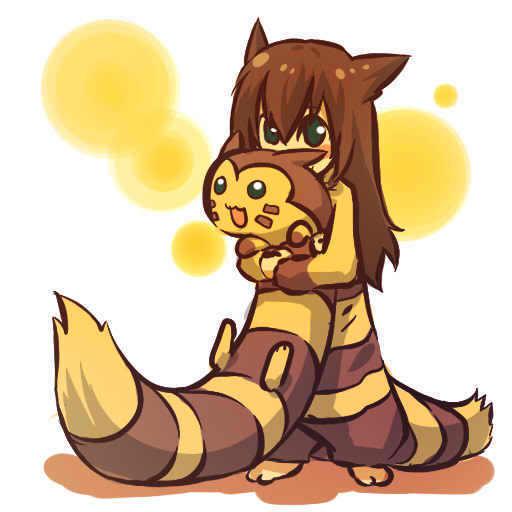 pokemon sprites and images Furette