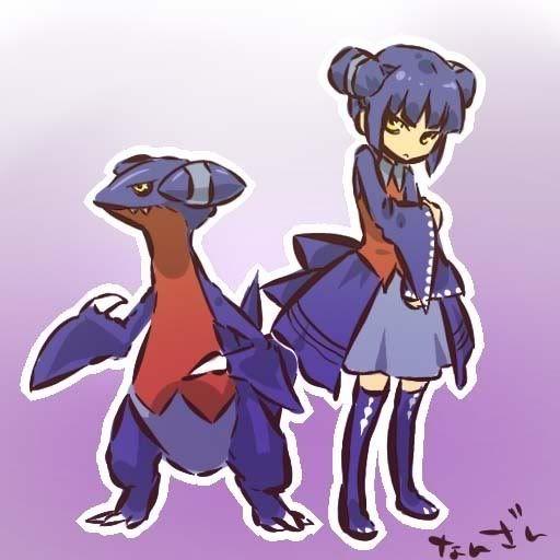 pokemon sprites and images Garbite