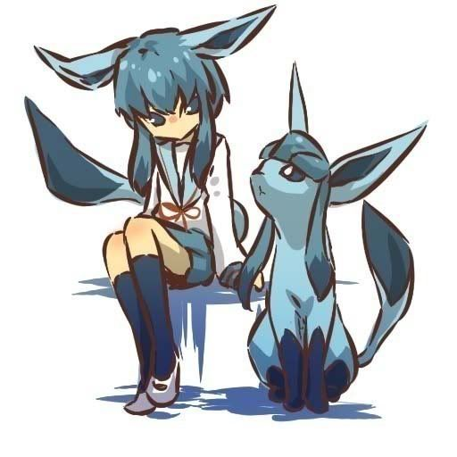 pokemon sprites and images Glaceon