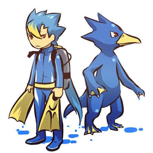 pokemon sprites and images Golduck