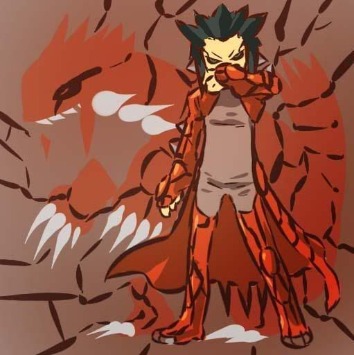 pokemon sprites and images Groudon