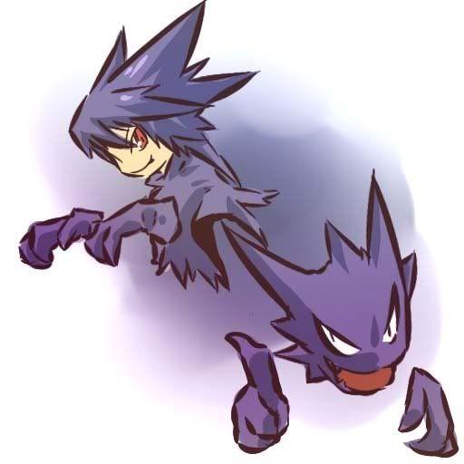 pokemon sprites and images Haunter