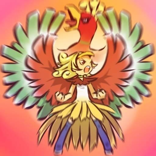 pokemon sprites and images Ho-oh