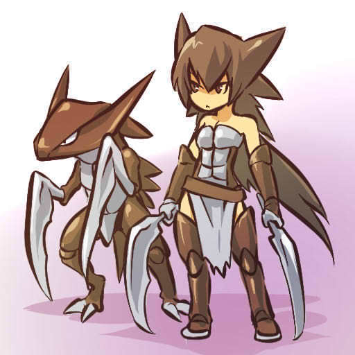 pokemon sprites and images Kabutops