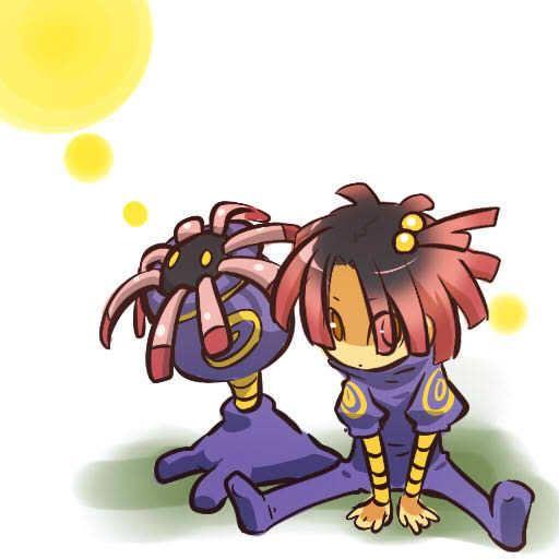 pokemon sprites and images Lileep