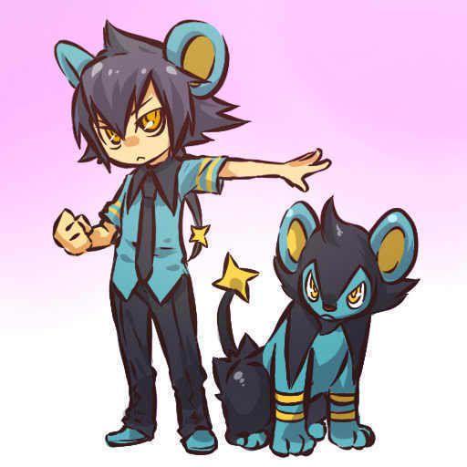 pokemon sprites and images Luxiocopy