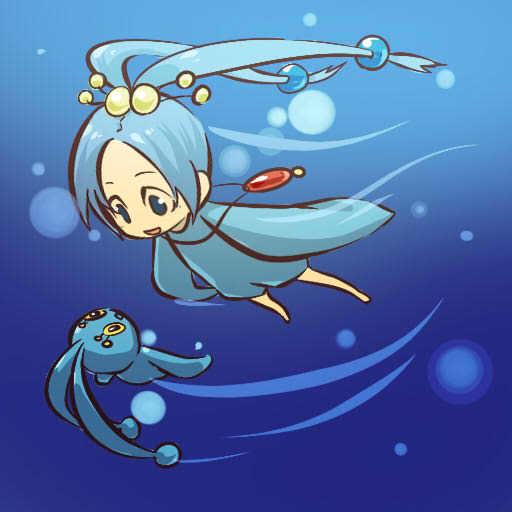 pokemon sprites and images Manaphy