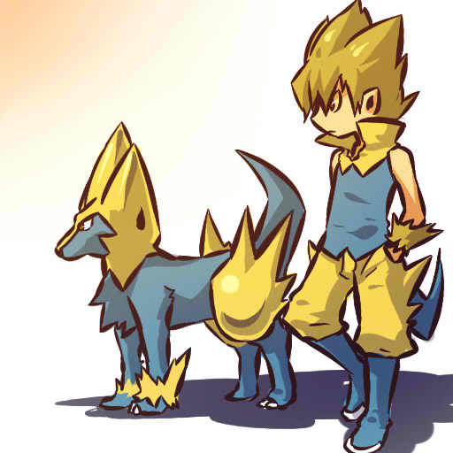 pokemon sprites and images Manectric