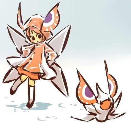 pokemon sprites and images Masquerain