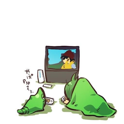 pokemon sprites and images Metapod