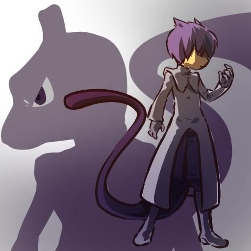 pokemon sprites and images Mewtwo