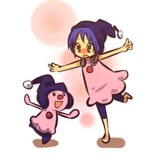 pokemon sprites and images MimeJr