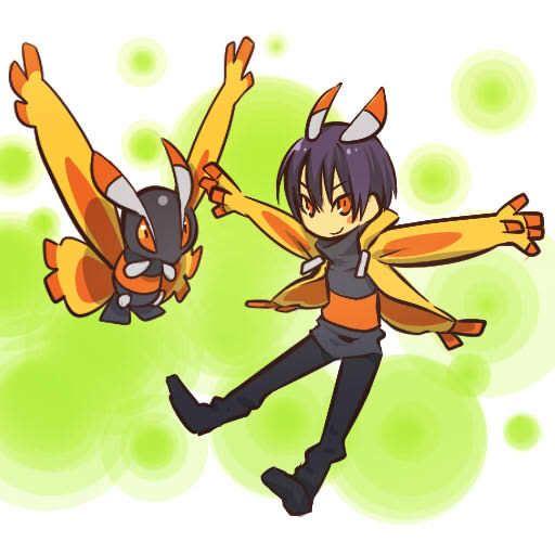 pokemon sprites and images Mothim