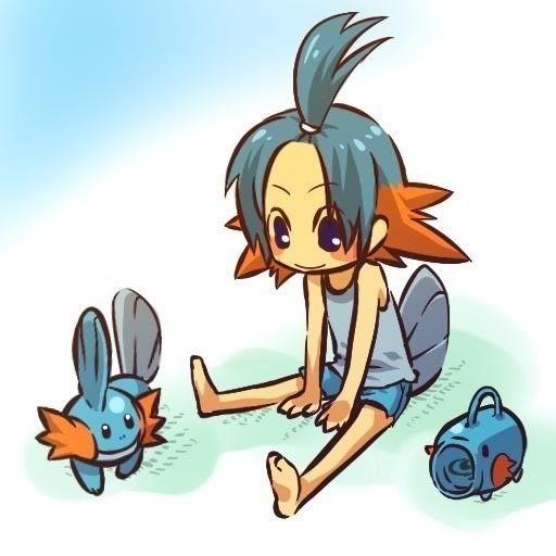 pokemon sprites and images Mudkip