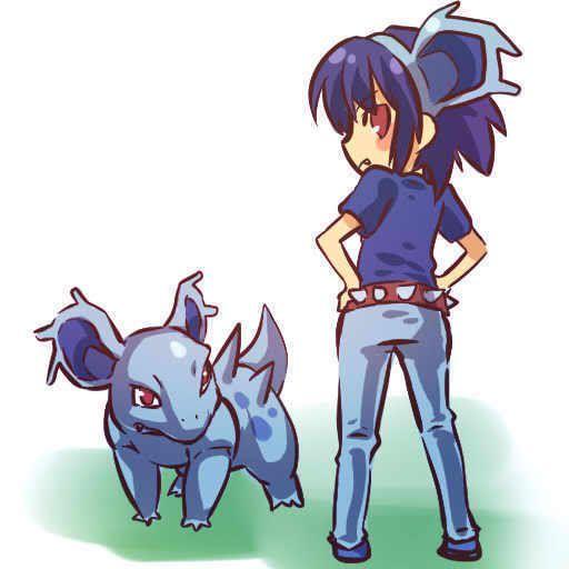 pokemon sprites and images Nidorina