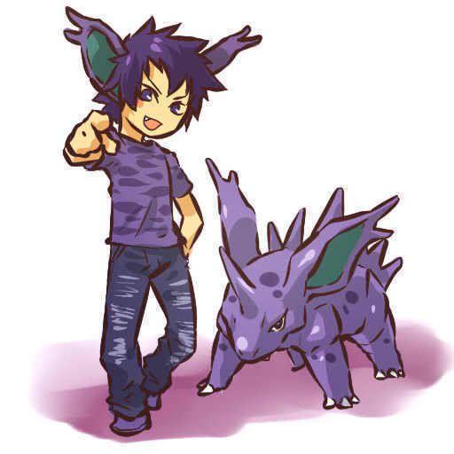 pokemon sprites and images Nidorino