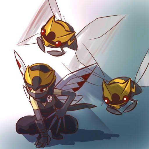 pokemon sprites and images Ninjask