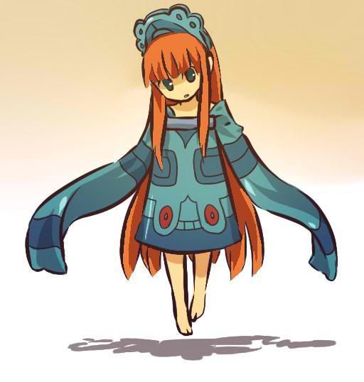 pokemon sprites and images Orihime