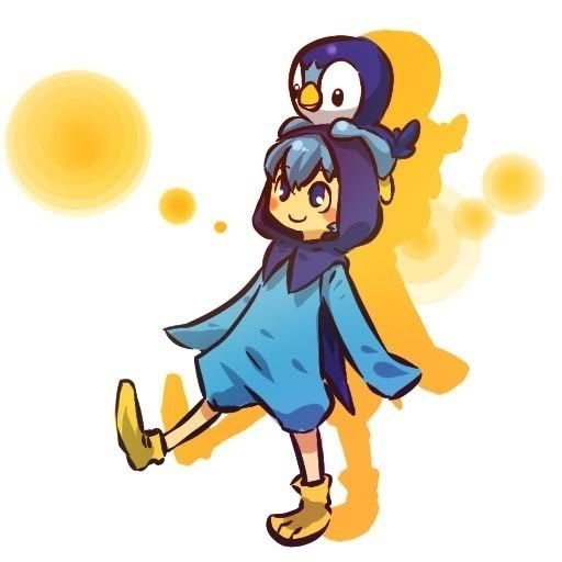 pokemon sprites and images Piplup