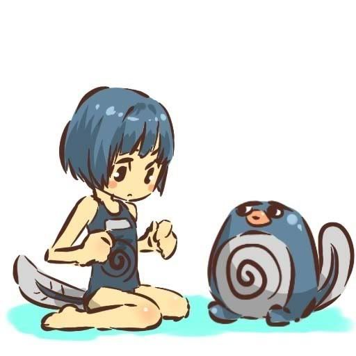 pokemon sprites and images Poliwag
