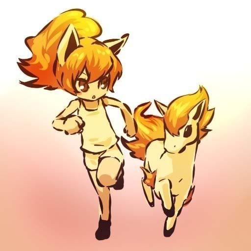 pokemon sprites and images Ponyta