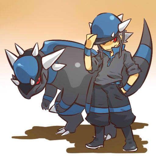 pokemon sprites and images Rampardos