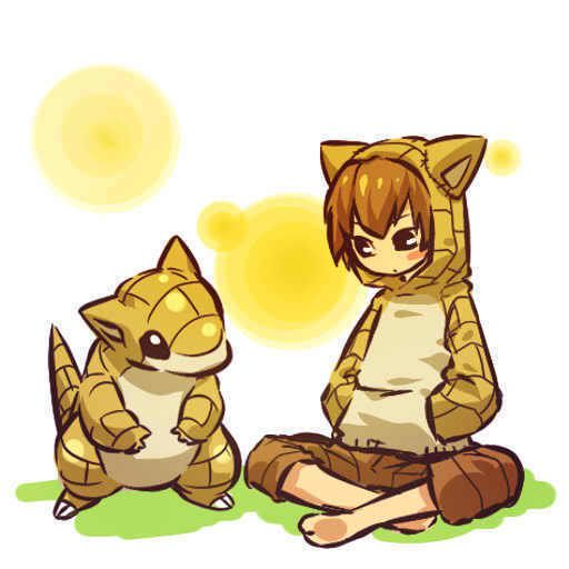 pokemon sprites and images Sandshrew
