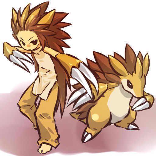 pokemon sprites and images Sandslash