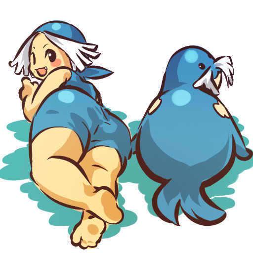 pokemon sprites and images Sealeo