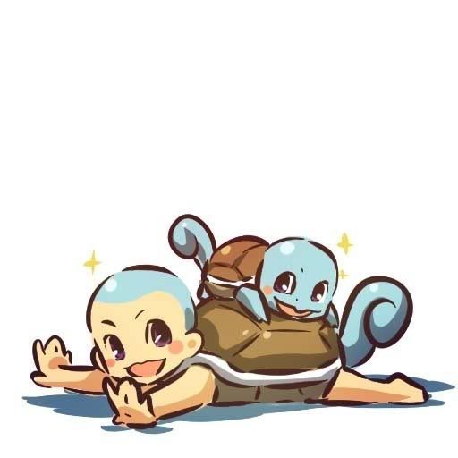 pokemon sprites and images Squirtle