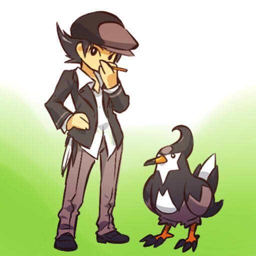 pokemon sprites and images Staravia