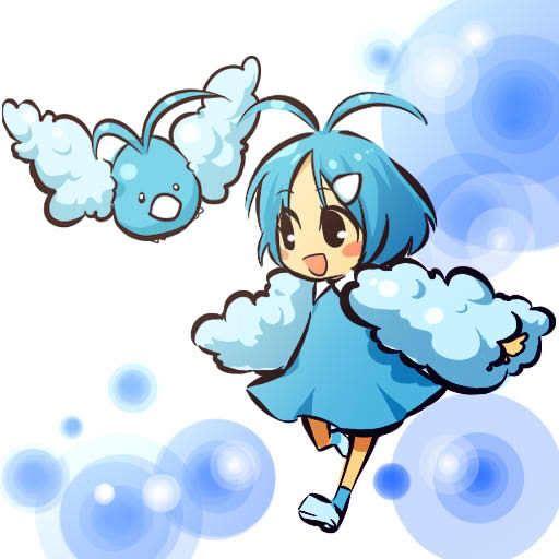 pokemon sprites and images Swablu