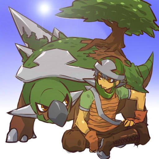 pokemon sprites and images Torterra