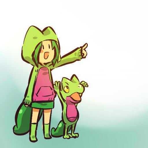 pokemon sprites and images Treeko