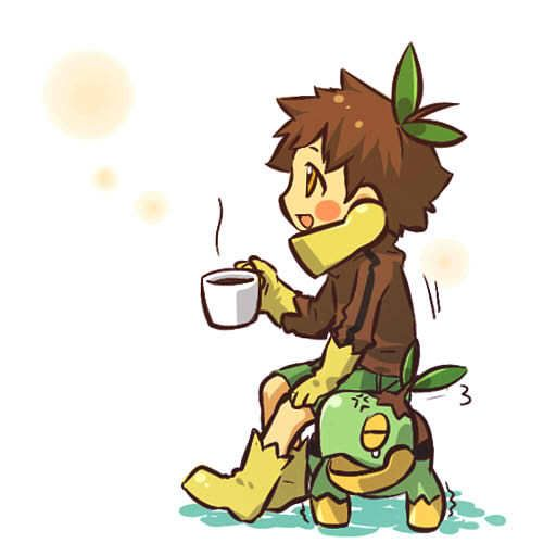 pokemon sprites and images Turtwig