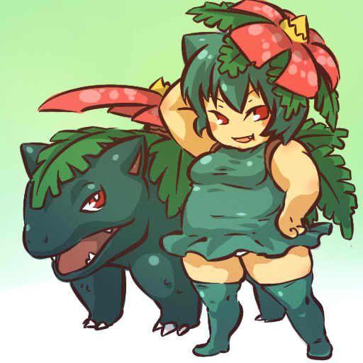 pokemon sprites and images Venosaur