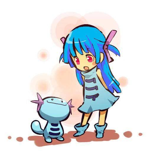 pokemon sprites and images Wooper