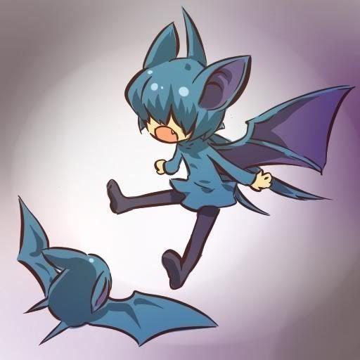 pokemon sprites and images Zubat