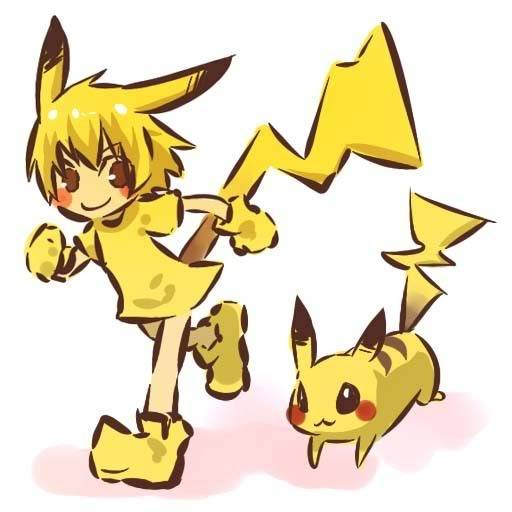 pokemon sprites and images Chu