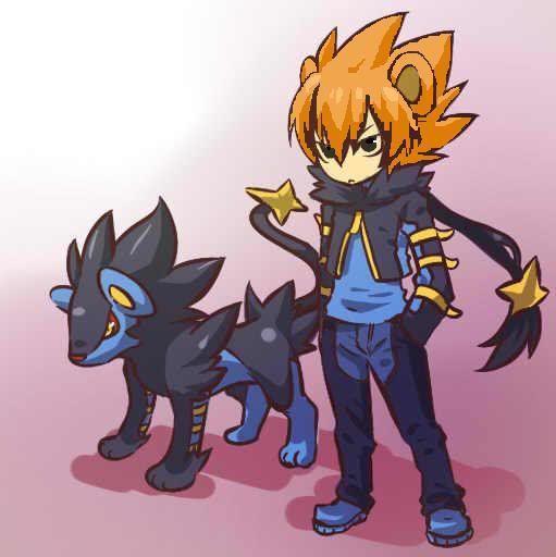 pokemon sprites and images Ichigo