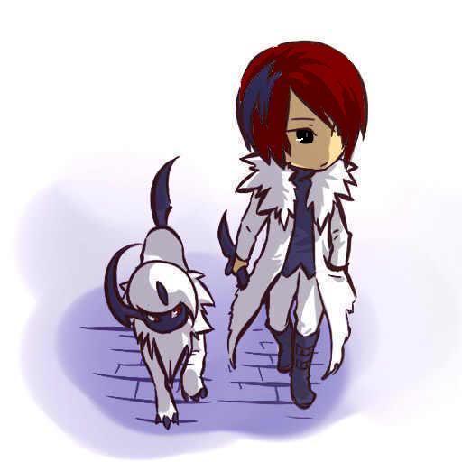 pokemon sprites and images Kioshi