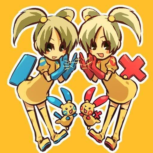 pokemon sprites and images Lightchianddarkchi